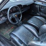 1985 porsche 911 carrera coupe black slicktop