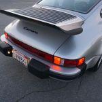 1985 Porsche 911 Carrera Coupe Silver Metallic