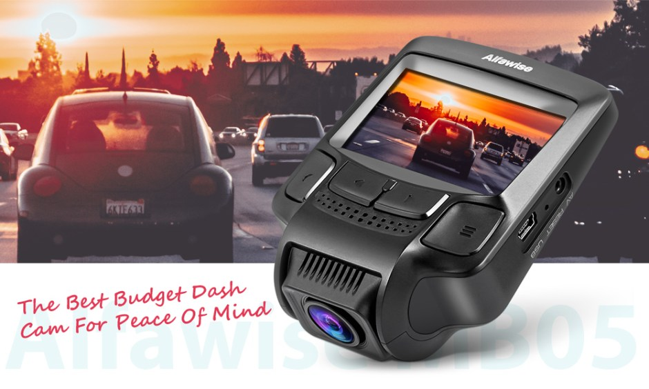 Alfawise MB05: The Best Budget Dash Cam For Peace Of Mind