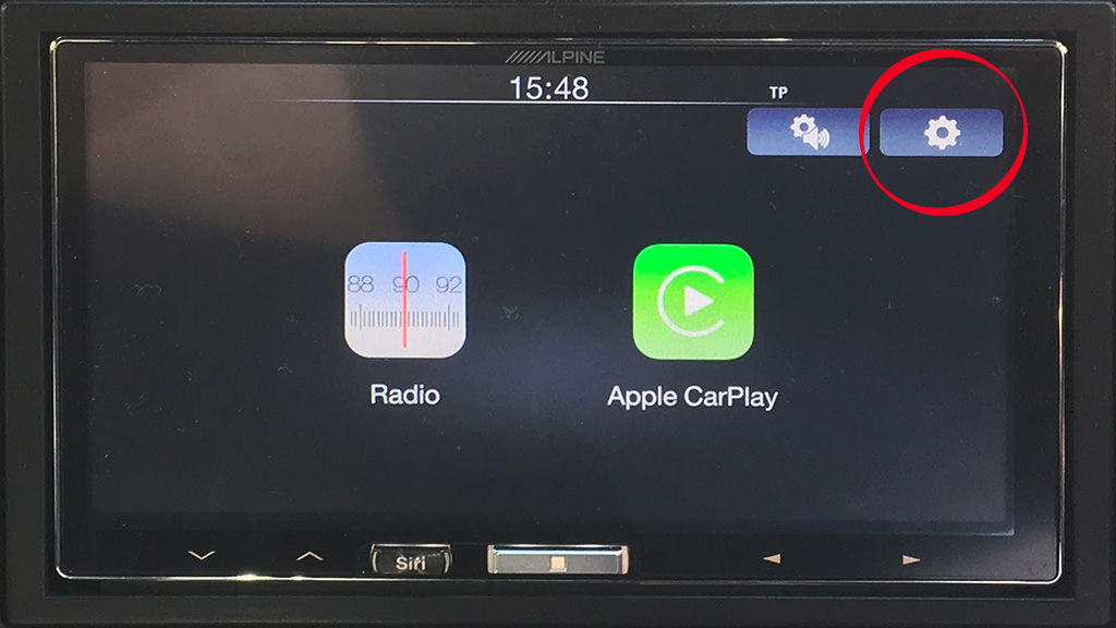 How to: Change Status Bar Location Between Left/Right Side – CarPlay
