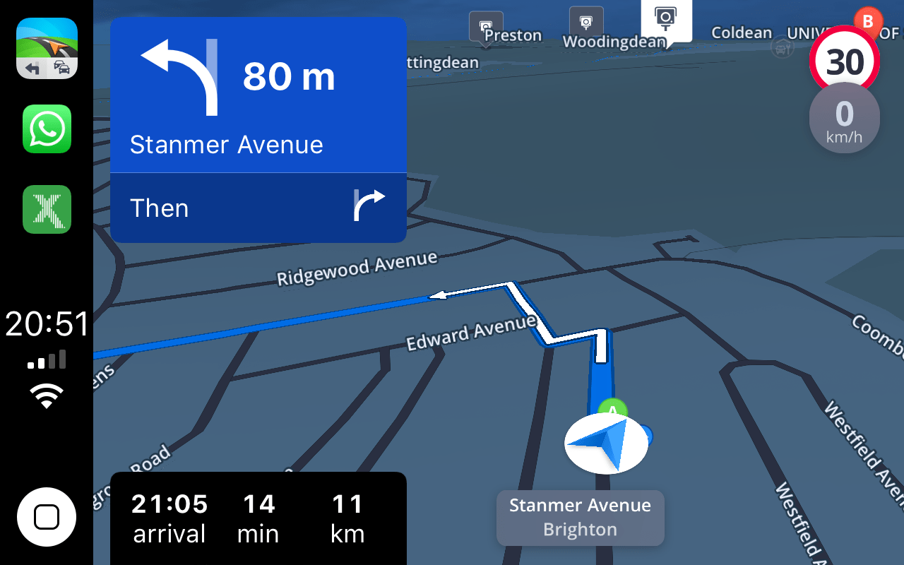 CarPlay App: Sygic GPS Navigation & Maps – CarPlay Life
