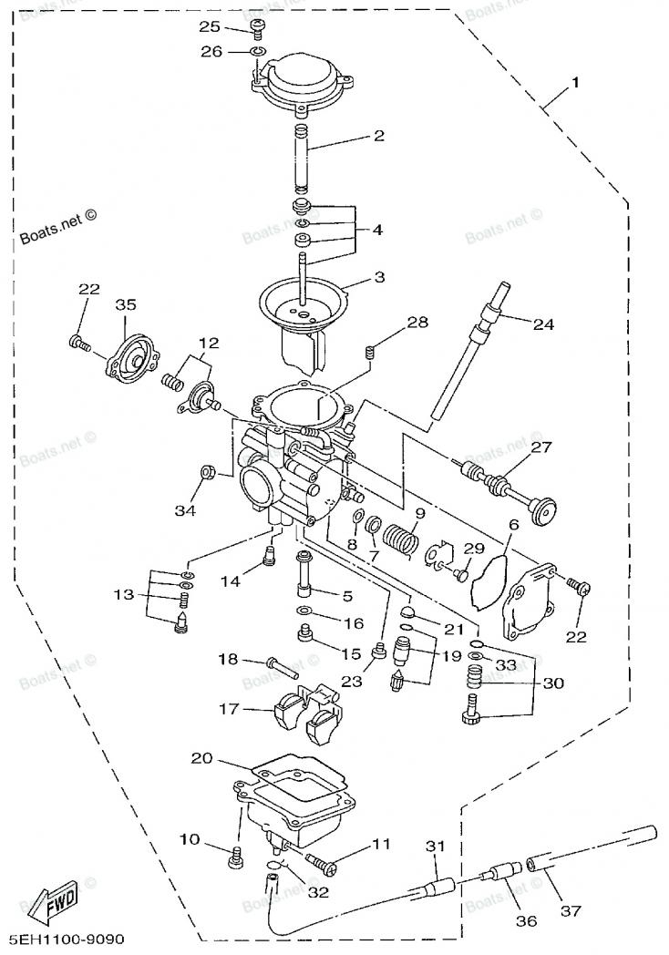 1999 yamaha kodiak carb adjustment issue yamaha grizzly atv regarding yamaha big bear parts diagram?resize\=734%2C1048\&ssl\=1 yfm350fw big bear wiring diagram light wiring diagram \u2022 wiring Basic Electrical Wiring Diagrams at crackthecode.co