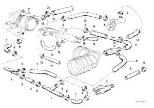 2000 Bmw 323I Parts Diagram | Automotive Parts Diagram Images