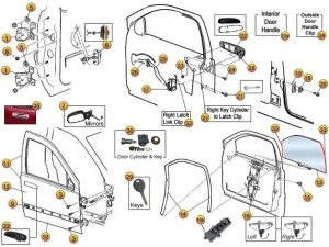 2002 Chevy Silverado Parts Diagram | Automotive Parts