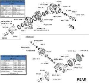 Kawasaki Prairie 650 Parts Diagram | Automotive Parts