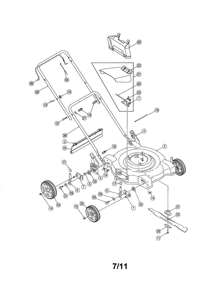 Mtd Riding Mower Wiring Diagram Besides Lawn Troy-Bilt
