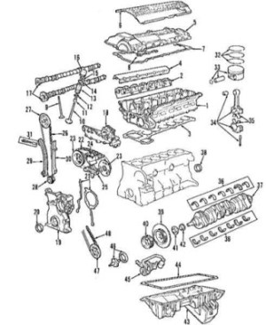 2001 Bmw 325I Parts Diagram | Automotive Parts Diagram Images