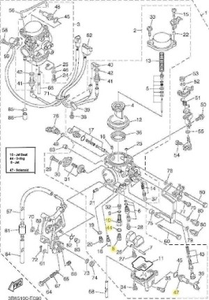 V Star 1100 Parts Diagram | Automotive Parts Diagram Images