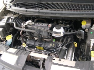 Chrysler 33 & 38 Engine  Wikipedia in 2001 Chrysler Town And Country Parts Diagram