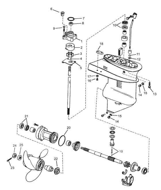 1996 johnson outboard wiring diagrams Outboard Motor Wiring Diagram
