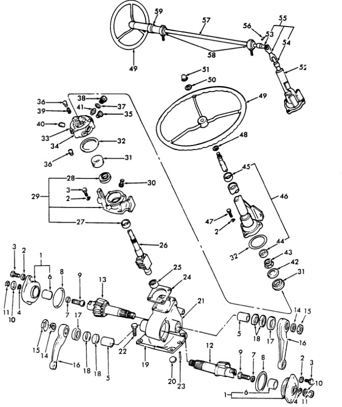 1941 Ford Tractor Wiring Diagram. Ford. Auto Wiring Diagram