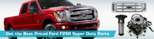 Ford F250 Super Duty Parts  Partsgeek for 1997 Ford F250