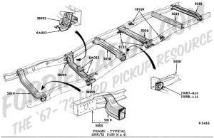 Ford Truck Technical Drawings And Schematics  Section D