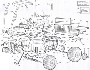John Deere Gator Parts Diagram | Automotive Parts Diagram Images