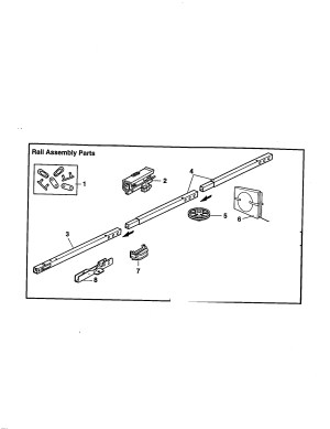Craftsman Garage Door Opener Parts Diagram | Automotive