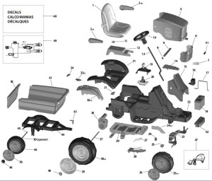 John Deere 855 Parts Diagram | Automotive Parts Diagram Images
