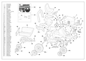 John Deere Tractor Parts Diagram | Automotive Parts