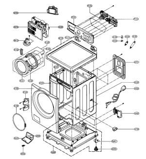 Kenmore 80 Series Washer Parts Diagram | Automotive Parts