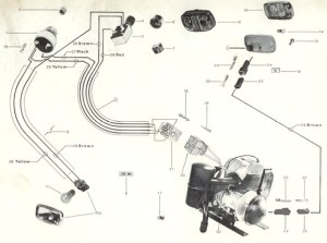 Ski Doo Snowmobile Parts Diagram | Automotive Parts
