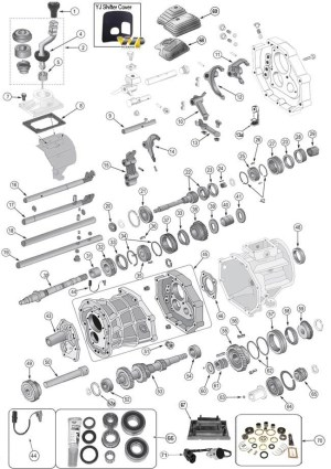 2007 Jeep Wrangler Parts Diagram | Automotive Parts