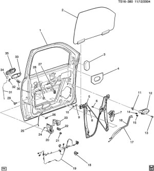 Wiring Diagram 2003 Denali | Latest Gallery Photo pertaining to 2003 Chevy Trailblazer Parts