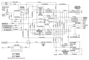 Cub Cadet Lt1042 Parts Diagram | Automotive Parts Diagram