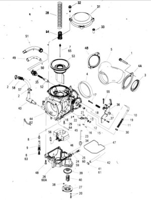 Yamaha Raptor 660 Parts Diagram | Automotive Parts Diagram