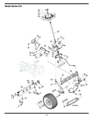 Yardman Lawn Mower Parts Diagram | Automotive Parts