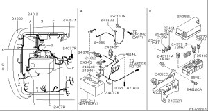 2002 Nissan Frontier Engine Diagram | Automotive Parts Diagram Images