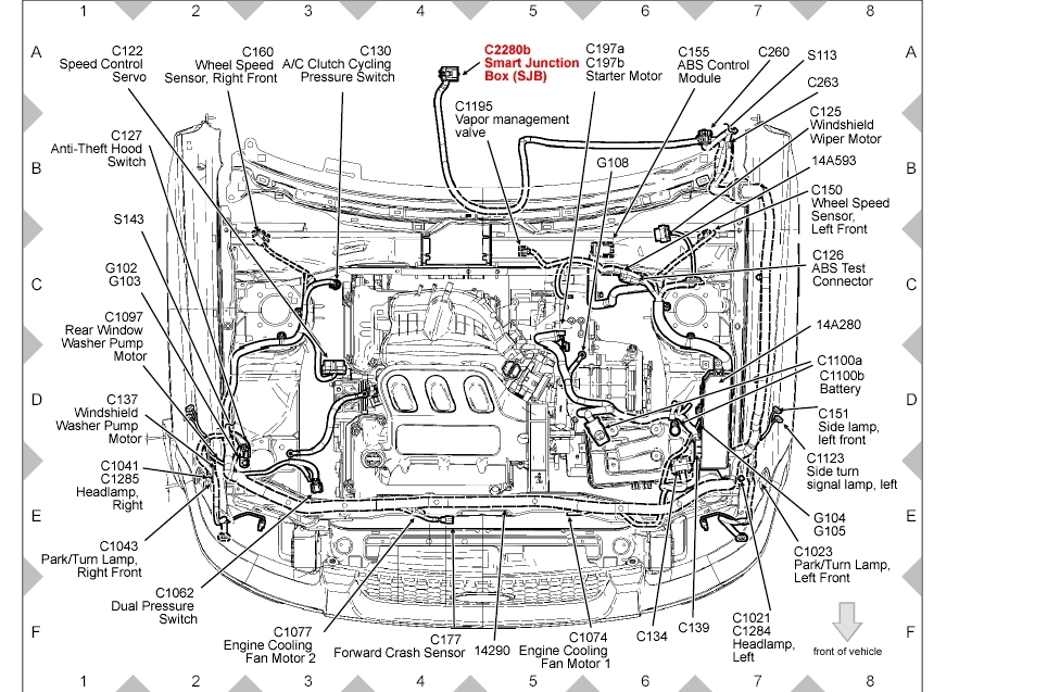 2001 ford escape wiring diagram wiring diagram and fuse box diagram for 2001 ford escape engine diagram 2008 ford escape tail light wiring diagram ford wiring diagram 2003 ford escape wiring diagram at alyssarenee.co