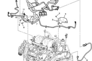 Pontiac Grand Prix Engine Diagram | Automotive Parts