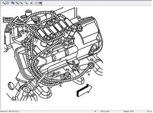 2007 Chevy Equinox Engine Diagram | Automotive Parts