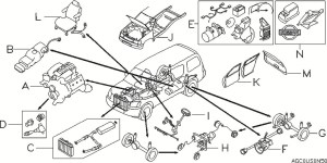 2006 Nissan Pathfinder Engine Diagram | Automotive Parts