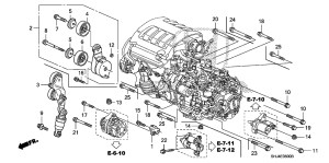 2000 Honda Odyssey Engine Diagram | Automotive Parts