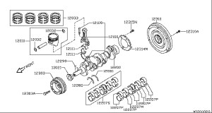 2007 Nissan Maxima Engine Diagram | Automotive Parts