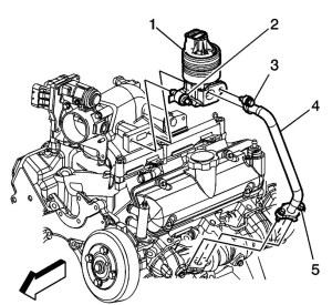 2007 Chevy Equinox Engine Diagram | Automotive Parts
