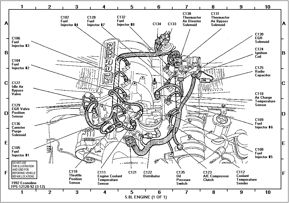 2001 Mustang Ignition Wiring Diagrams