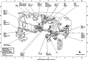 1999 Ford Explorer Engine Diagram | Automotive Parts