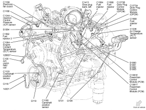 Ford 54 L Engine Diagram | Automotive Parts Diagram Images