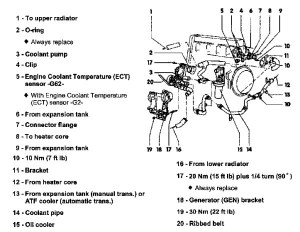 2003 Vw Jetta 20 Engine Diagram | Automotive Parts Diagram Images