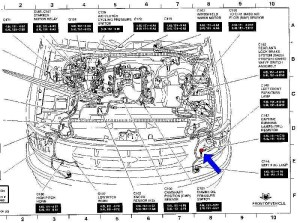 2001 Ford F150 Engine Diagram | Automotive Parts Diagram