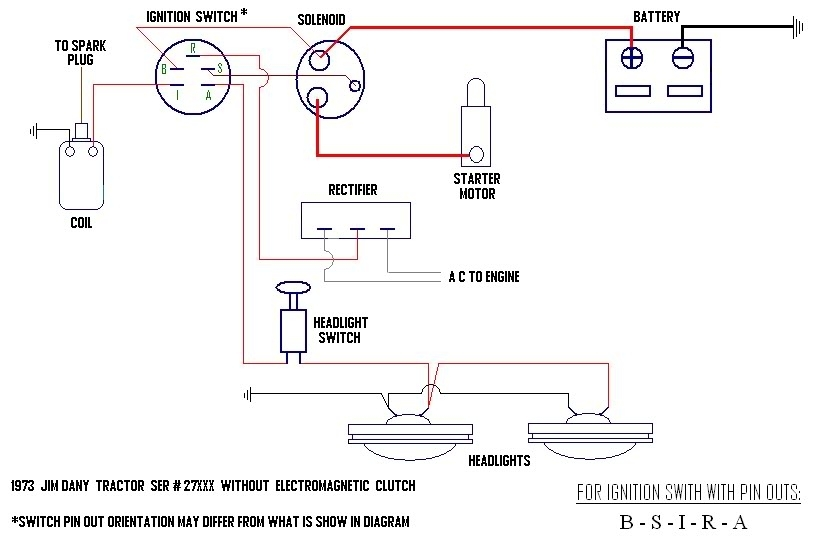 Universal Key Switch Wiring Diagram Sel on