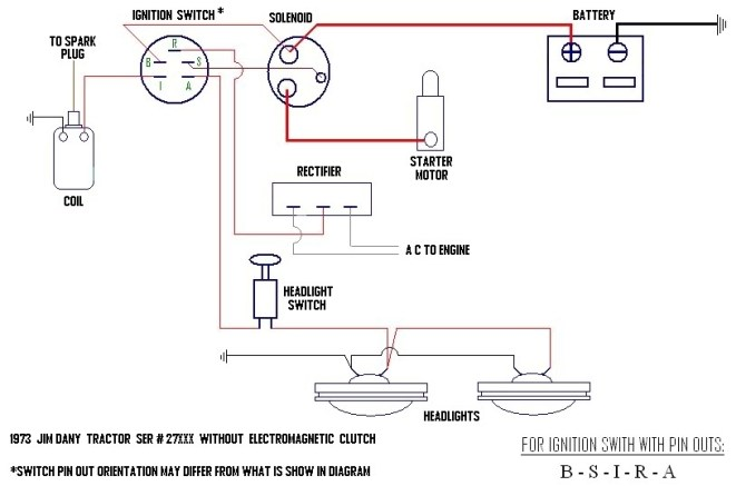 diagram craftsman lawn mower ignition switch wiring diagram