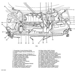 2000 Ford Windstar Engine Diagram | Automotive Parts