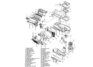 2001 Buick Lesabre Engine Diagram | Automotive Parts