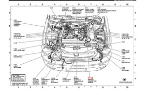 2003 Ford Focus Engine Diagram | Automotive Parts Diagram Images