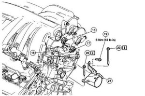 2000 Lincoln Ls V8 Engine Diagram | Automotive Parts