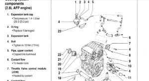 2000 Vw Jetta Vr6 Engine Diagram | Automotive Parts Diagram Images