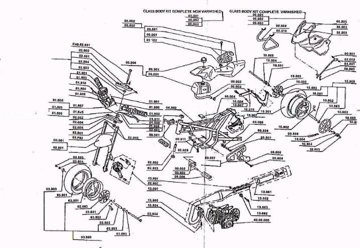 110cc Engine Diagram