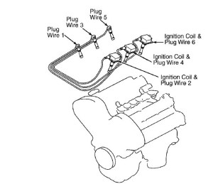 2004 Hyundai Santa Fe Engine Diagram | Automotive Parts